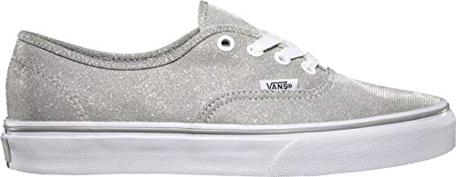 Vans Authentic (Shimmer) Silver-Women's ()