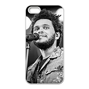 Mature singing man Cell Phone Case for iPhone 5S