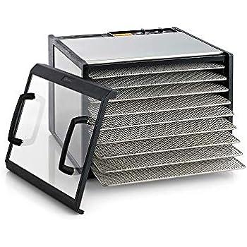 Amazon.com: Excalibur EXC10EL 10 bandejas deshidratador ...