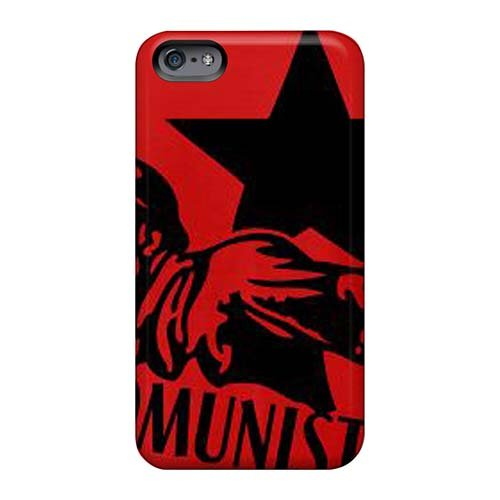 Price comparison product image New Style Cases Covers ORN347oewm Hammer & Sickle Compatible With Iphone 6 Plus Protection Cases