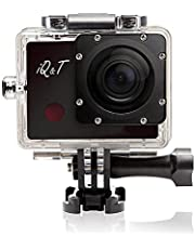 كاميرا رياضية لاسلكية 16 ميجابكسل اي كيو & تي - WD8000، اسود