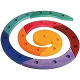 Grimms Spiel Und Holz Design Grimms Geburtstagsspirale bunt