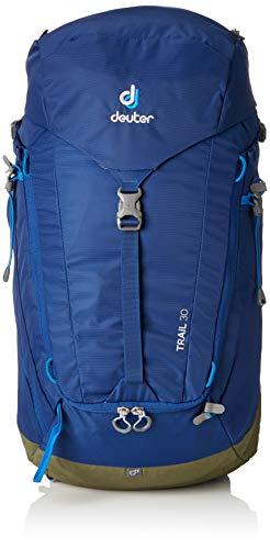 Deuter Trail 30 Backpacking Backpack, Steel/Khaki