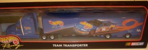 Mattel Hot Wheels NASCAR Kyle Petty Team Transporter Truck