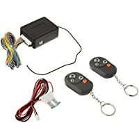 AutoLoc Power Accessories 9756 4 Function Keyless Entry Unit