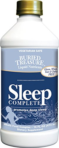 Buried Treasure Sleep Complete Liquid, 16 Ounce Complete Buried Treasure
