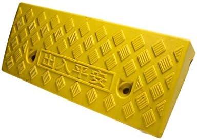 Buffer-Feng Rampas de bordillo de plástico, 7-13 cm Rampas de Silla de Ruedas for Interiores Almohadilla de Subida y Bajada portátil Almohadilla de Subida Auxiliar de jardín: Amazon.es: Hogar
