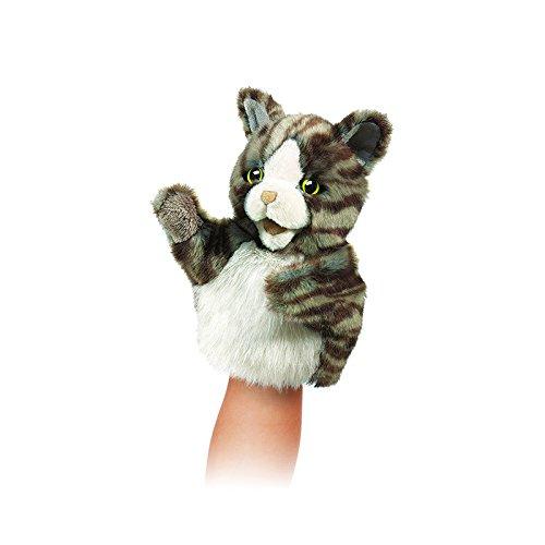 Folkmanis Little Cat Hand Puppet - Hand Puppets Folkmanis Cat