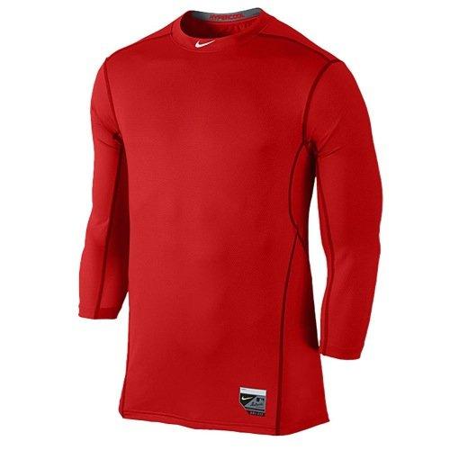 Nike Red Baseball Shirt - 7