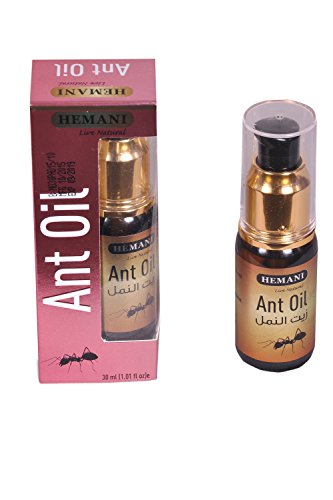 Hemani Ant Oil for Hair Removal (30 ml.)