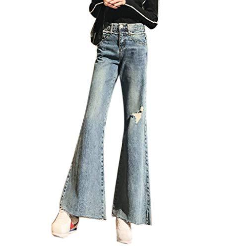 27 A Dimensioni Jeans Flare Pino A Donna colore Micro Rxf TK16Sc