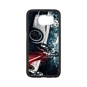 darth vader and stormtroopers Samsung Galaxy S6 Cell Phone Case Black custom made pgy007-9972172