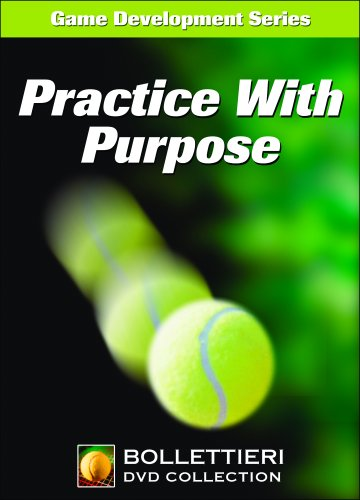 Nick Bollettieri's Game Development Series: Practice Drills With a Purpose DVD (Practice Drills Series)