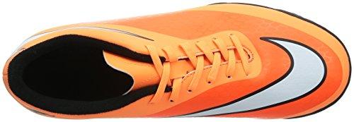 Nike Hypervenom Phade TF, Herren Schuhe Fußball Training Orangefarbig