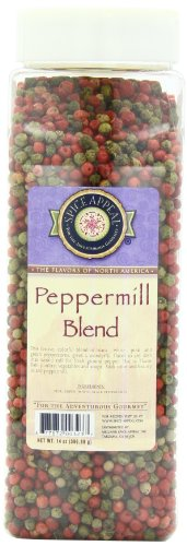 (Spice Appeal Peppermill Blend, 14 Ounce)