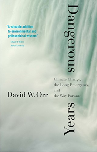 david orr ecological literacy essay David orr is the paul sears distinguished professor of environmental studies and senior adviser to the president of oberlin college his career as a scholar, teacher, writer, speaker, and entrepreneur spans fields as diverse as environment and politics, environmental education, campus greening, green building, ecological design, and climate change.