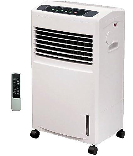 4 in1 mobile Aire Acondicionado Aire enfriador humidificador purificador de aire calefactor