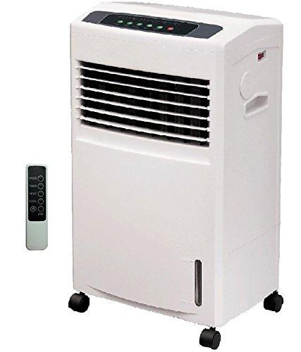 4 in1 mobile Aire Acondicionado Aire enfriador humidificador purificador de aire calefactor: Amazon.es: Hogar