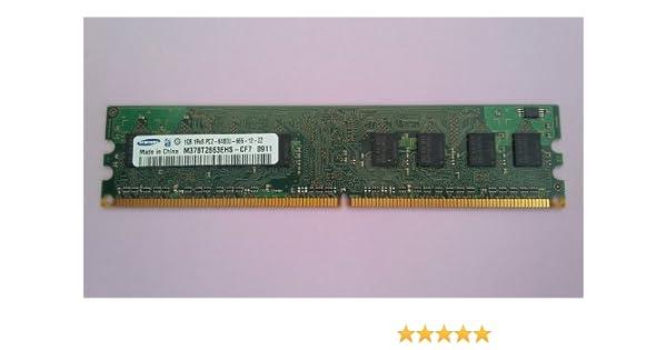Samsung 1GB 1Rx8 PC2-6400U-666-12-ZZ MEMORY RAM