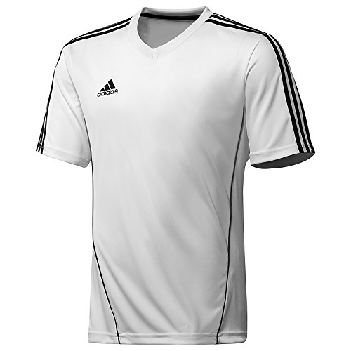 maglia bianca adidas