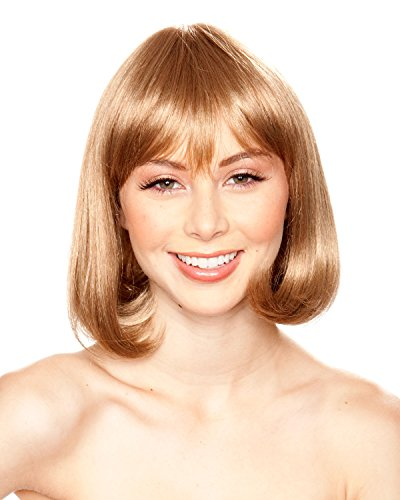 Sepia Hair Synthetic Wig (Party Page Synthetic Wig By Sepia 16)