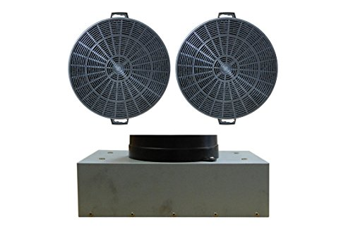 - Windster Hood RA-76DK Optional Ductless Kit for RA-76 Series Range Hood