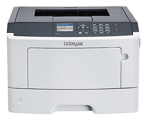 8 opinioni per Lexmark MS510DN Stampante Laser Bianco e Nero