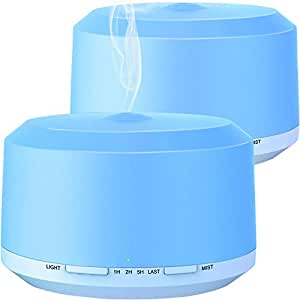 Amazon.com : Aromatherapy Diffusers for Essential Oils 2