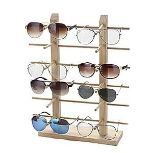 Amazon.com: JUSTDOLIFE Soporte para gafas de sol creativo de ...