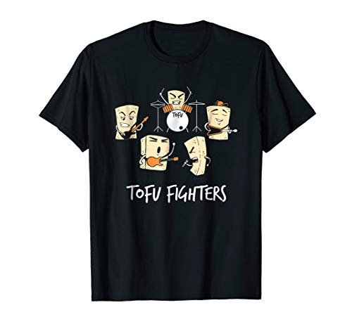 Top tofu fighters shirt