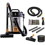 Aspirador de Água e Pó, WAP, GTW Inox 12, Prata/Preto, 220V