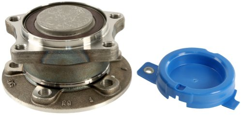 OES Genuine Wheel Hub Assembly - w/Splash Shield