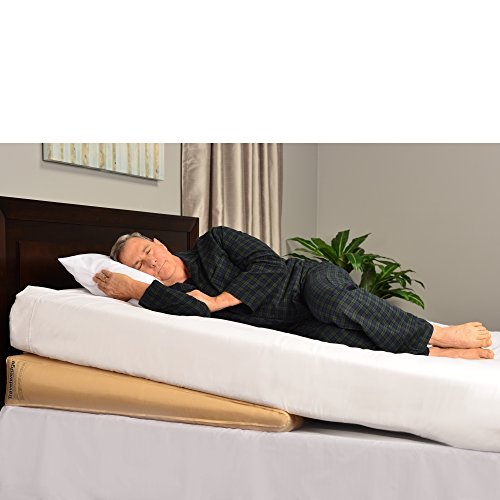 Inflatable Bed Wedge Acid Reflux Wedge Mid Size Helps