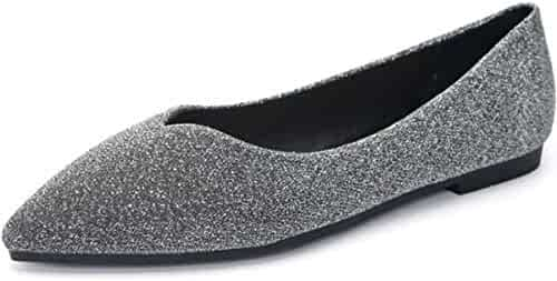a7db3d4f07796 Shopping Flats - Shoes - Women - Clothing, Shoes & Jewelry on Amazon ...