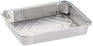 Ottimo Bandejas aluminio 4porciones PZ.3
