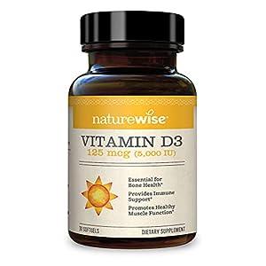 Naturewise Vitamin D3 Reviews