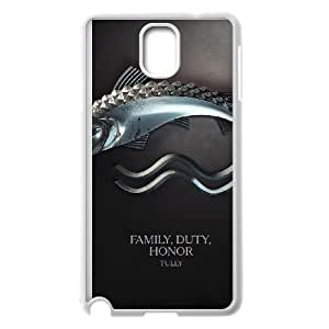 Game of Thrones For Samsung Galaxy Note 3 Phone Case & Custom Phone Case Cover R72A650225