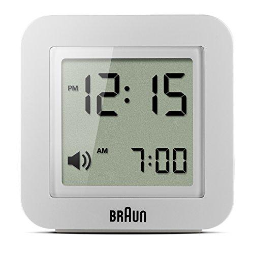 braun clock alarm digital - 8
