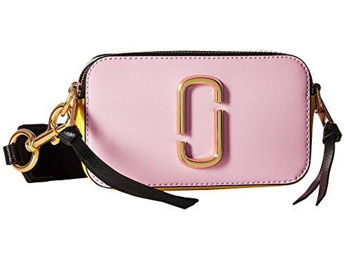 Marc Jacobs Women's Snapshot Camera Bag, Baby Pink, One Size