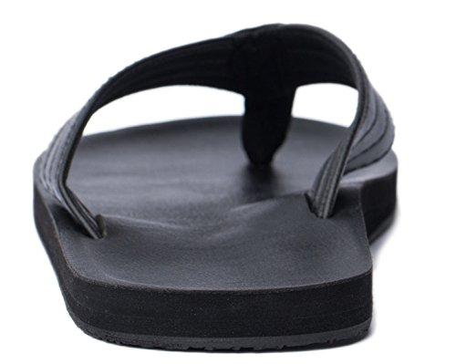 Ejecución Hombres Con Cómodo Cordones De Atletismo Viihahn Zapatos Negro De Zapatillas Ejercicio Respirable xCBXq