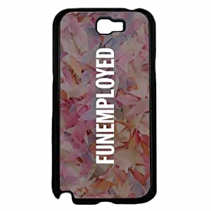 Funemployed- Plastic Phone Case Back Iphone 5C