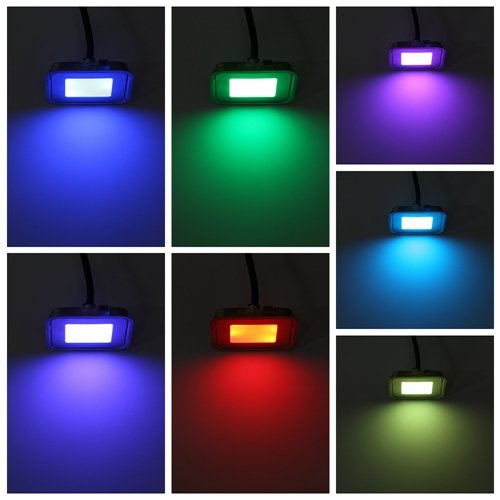 Ip67 Led Walkover Lights in Florida - 9