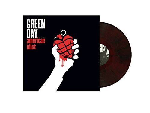 American Idiot (Limited Edition Red and Black Swirl Colored Vinyl)