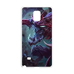 Samsung Galaxy Note 4 Cell Phone Case White League of Legends Chogath 0 VB6035227