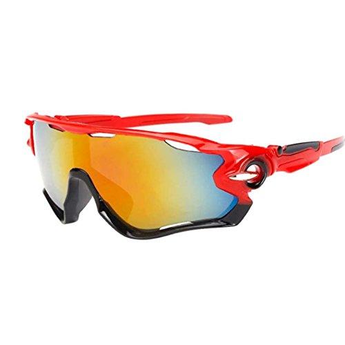 YJYdada Outdoor Cycling Glasses Bike Bicycle Sunglasses Polarized Sunglasses Eyewear - Active-i Sunglasses