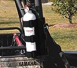 Best Rugged Ridge Fire Extinguishers - Rugged Ridge 63305.21 Black ATV/UTV Fire Extinguisher Holder Review