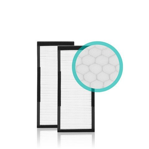 Alen (TF30-MP) HEPA-OdorCell Replacement Filter for T100 and T300 Air Purifiers, (set of 2 filters) by Alen