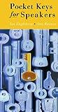 Pocket Keys for Speakers 9780618230464