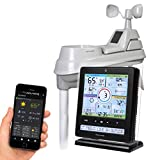 AcuRite 01536 Wireless Weather Station with PC Connect, 5-in-1 Weather Sensor and My AcuRite Remote Monitoring Weather App