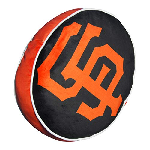 The Northwest Company San Francisco Giants MLB 15in Cloud Travel - Pillow Giants Francisco San